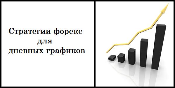 Форекс стратегии для дневных графиков forex shocker 3.0 советник форекс