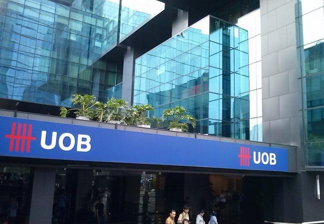 Uob group forex
