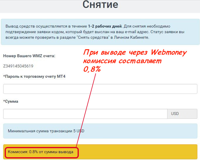 Вывод денежных средств на forex.com на карту как найти хороших sovetnikoc forex