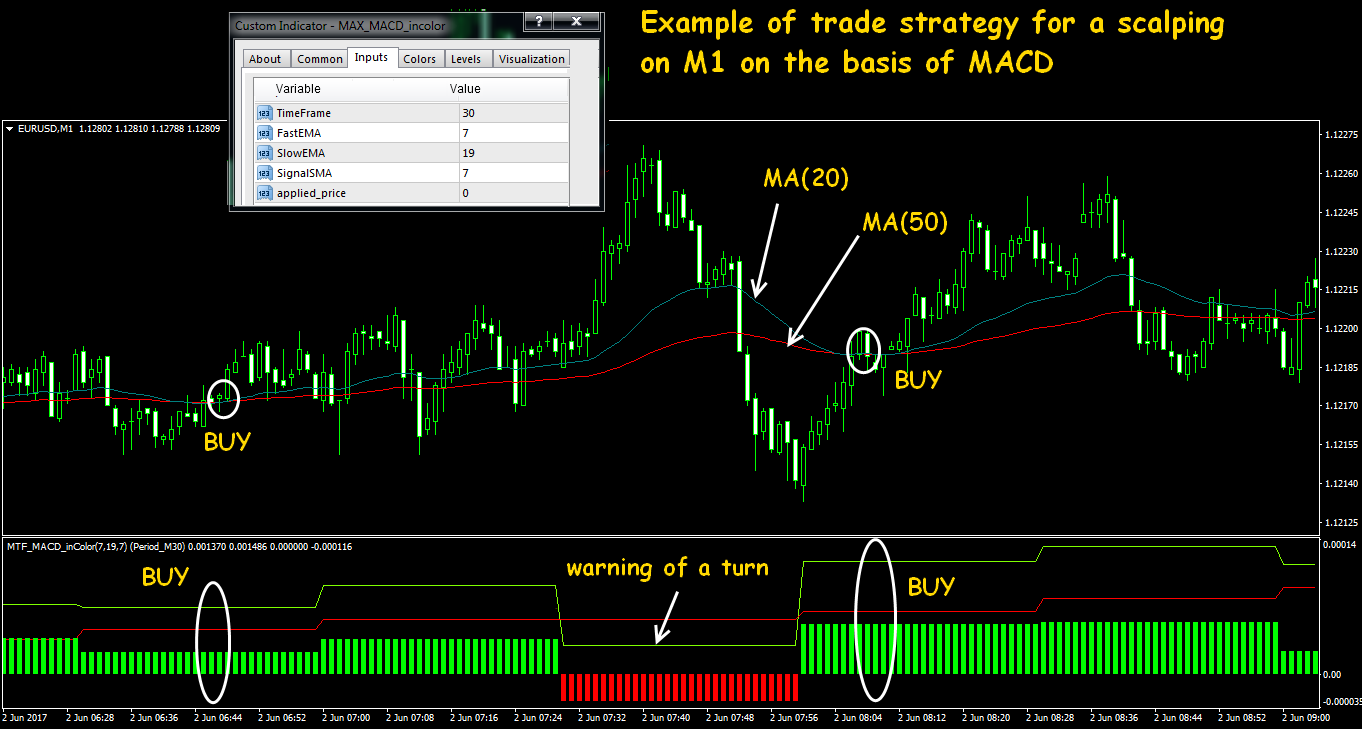 Macd indicator for forex