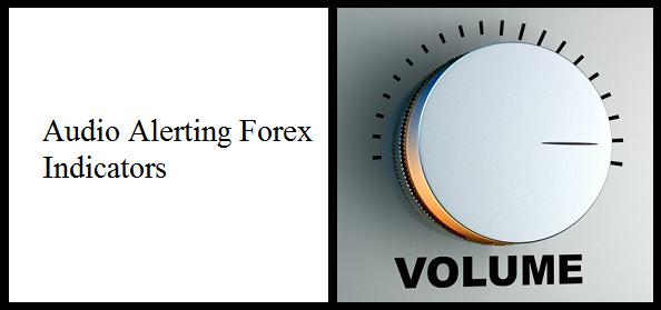 Forex sound alert
