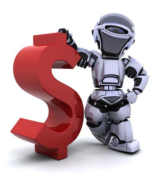 Keuntungan robot forex