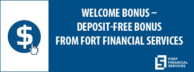 New forex welcome bonus