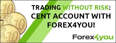Forex4you cent account
