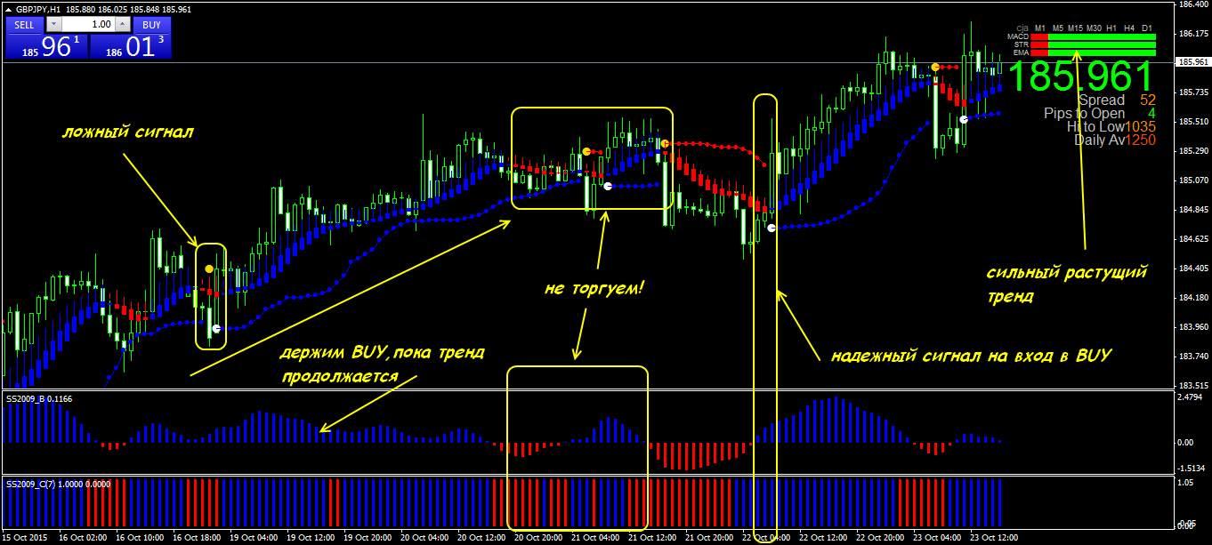 Indikator forex ss2009