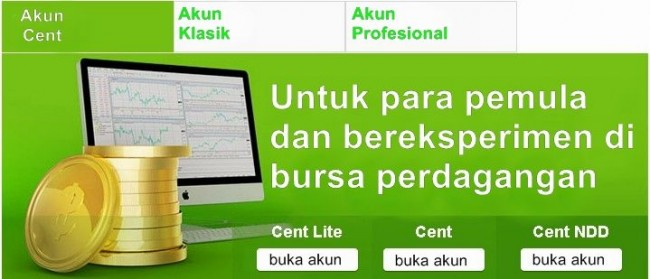 Tahapan Buka Account Forex4you