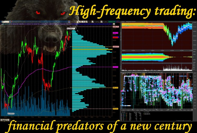High frequency trading forex