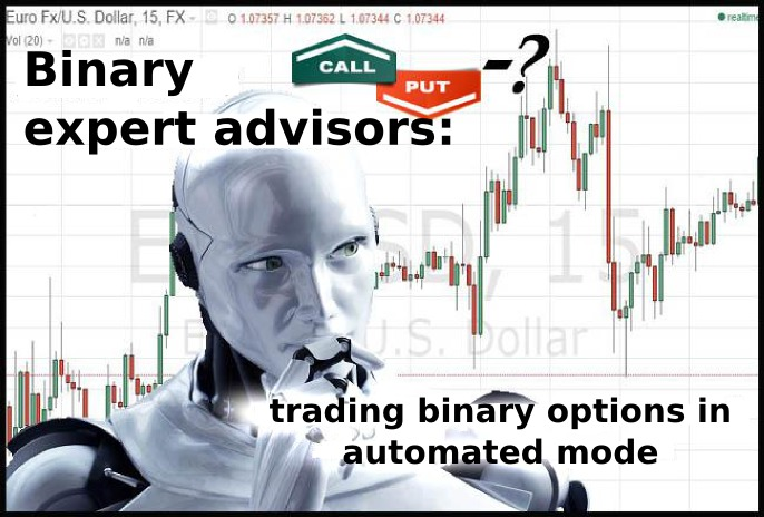 Binary options trading experts
