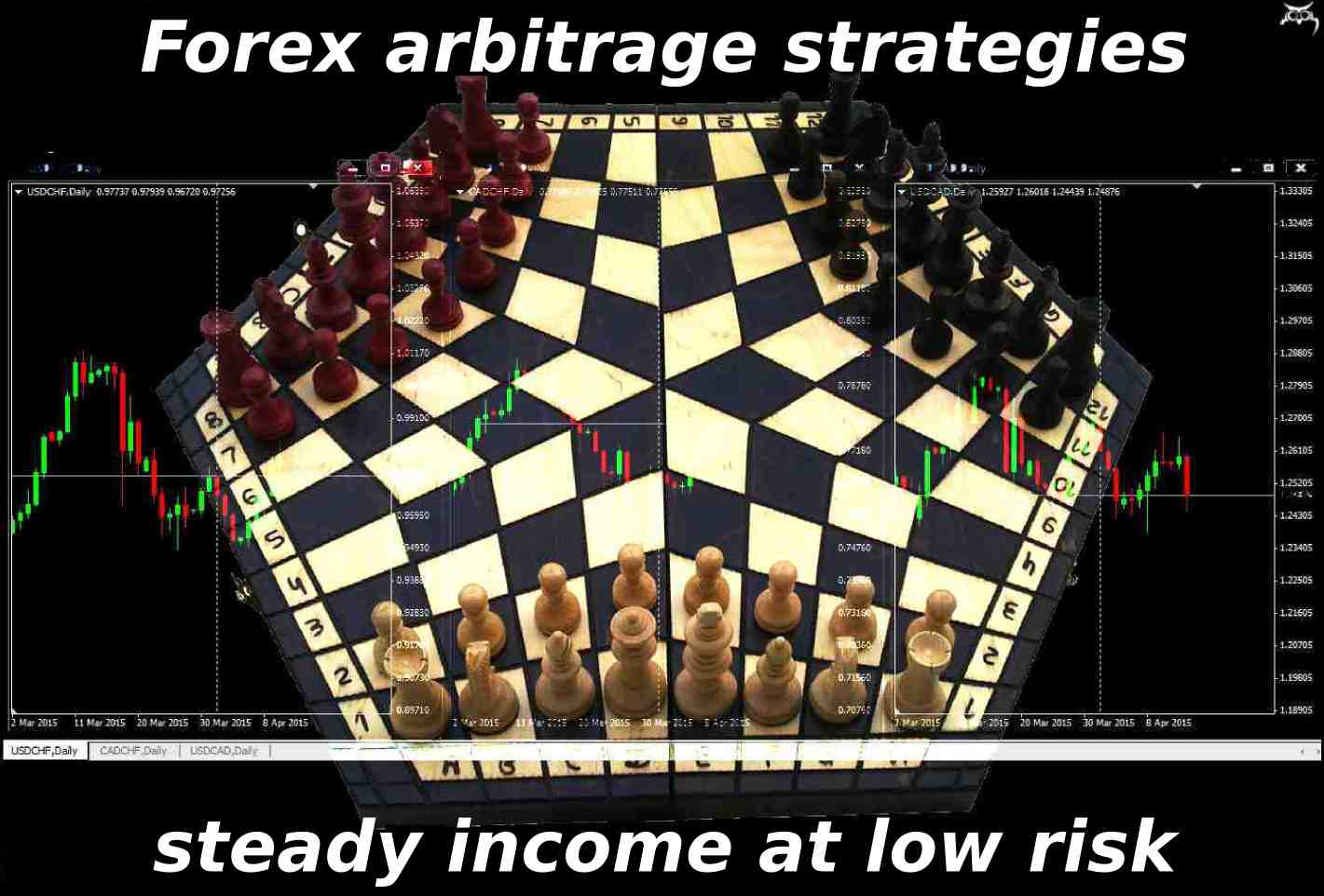 Arbitrage stock trading strategies