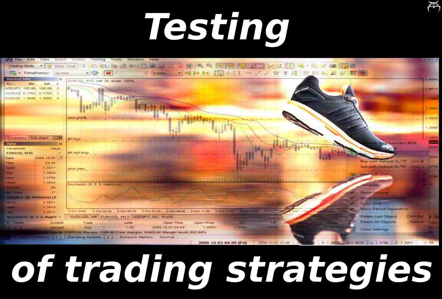 Strats forex trading