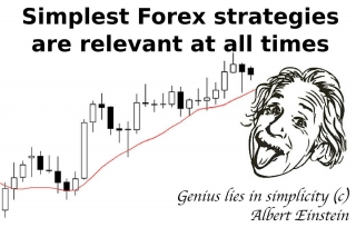 Simple but effective trading strategies